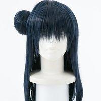 Love Live! Sunshine!! Yoshiko Tsushima Cosplay Wig