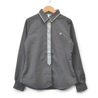 Hatsune Miku Design Shirt (Charcoal)
