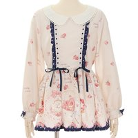 LIZ LISA Sweet Plates A-Line Top