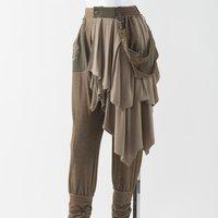 Ozz Croce Layered Sarouel Pants