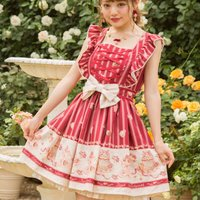 LIZ LISA Sweet Latte Dress