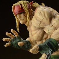Fighters Legendary Series Street Fighter III 3rd Strike Alex 1/8 Scale Figure