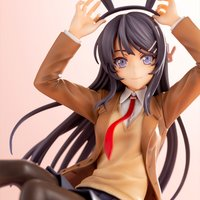 Rascal Does Not Dream of Bunny Girl Senpai Mai Sakurajima 1/8 Scale Figure