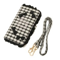 LIZ LISA Gingham Frilly Smartphone Case