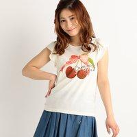 LIZ LISA Cherry T-Shirt