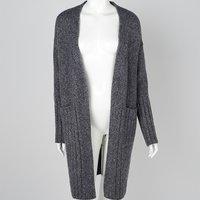 Rozen Kavalier Long Knit Cardigan