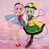 Satori & Koishi Komeiji (Love Heart Ver.)   Touhou Project
