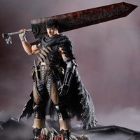 Guts 1/6th Scale Figure | Berserk