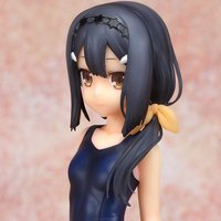 Fate/Kaleid Liner Prisma Illya Miyu Edelfelt: School Swimsuit Ver. 1/7 Scale Figure