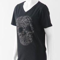 Ozz Croce Skull Metal T-Shirt