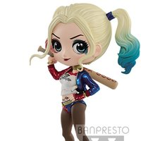 Q Posket Suicide Squad Harley Quinn