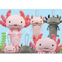 Hola Salamanders Plush Collection