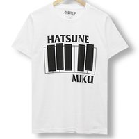 Hatsune Miku Flag White T-Shirt