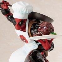 ArtFX+ Marvel Universe Cooking Deadpool