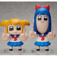 Pop Team Epic Jumbo Soft Vinyl Figure Collection