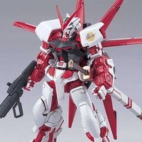 HG 1/144 Mobile Suit Gundam Seed Astray Gundam Astray Red Frame (Flight Unit)