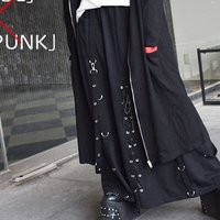 ACDC RAG Spindle Long Skirt