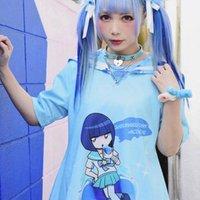 ACDC RAG Sabukaru-chan Short Sleeve Sailor T-Shirt