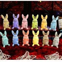 Color-Colle Tsukiuta Tsukiusa Flocking Ver. Trading Figures Box Set