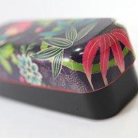 Slim Bento Container - Murasaki