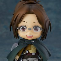 Nendoroid Attack on Titan Hange Zoë