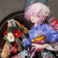 Fate/Grand Order Mash Kyrielight Kimono Ver. Grand New Year 1/7 Scale Figure