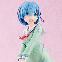 Re:Zero -Starting Life in Another World- Rem: High School Uniform Ver. 1/7 Scale Figure