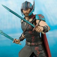 S.H.Figuarts Thor: Ragnarok Thor & Tamashii Effect Thunderbolt Set