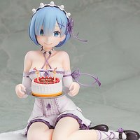 Re:Zero -Starting Life in Another World- Rem: Birthday Cake Ver. 1/7 Scale Figure