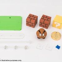 S.H.Figuarts Super Mario Diorama Set A