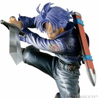 Dragon Ball Z SCultures Trunks: Shining Color Ver.