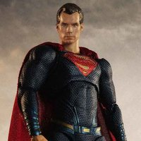 S.H.Figuarts Justice League Superman