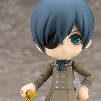 Cu-poche Black Butler: Book of the Atlantic Ciel Phantomhive