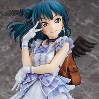 Love Live! Sunshine!! Yoshiko Tsushima: Blu-ray Jacket Ver. 1/7 Scale Figure