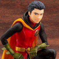 DC Comics Ikemen Series Damian Robin w/ Bonus Head Part