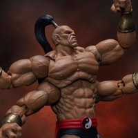 Mortal Kombat Goro 1/12 Scale Action Figure