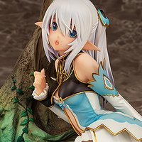 Blade Arcus From Shining EX Altina: Elf Princess of the Silver Forest 1/7 Scale Figure