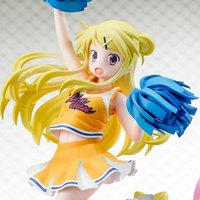 Kin-iro Mosaic: Pretty Days Karen Kujo: Pop'n Cheerleader Ver. 1/7 Scale Figure