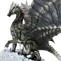 Capcom Figure Builder Creators Model Kushala Daora (Re-run)