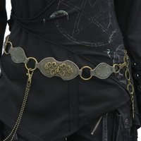 Ozz Croce Buckle Chain Belt