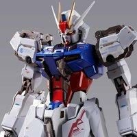 Metal Build Mobile Suit Gundam Seed Aile Strike Gundam