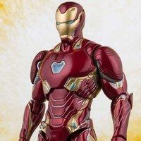 S.H.Figuarts Avengers: Infinity War Iron Man Mk 50 w/ Tamashii Stage