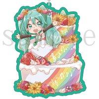 Hatsune Miku Birthday 2018 Acrylic Keychain