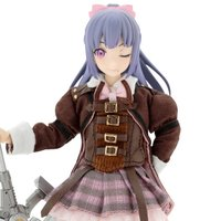 Assault Lily Series No. 033: Sachie Jeanne Fukuyama 1/12 Scale Doll