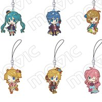 Vocaloid Rubber Strap Collection: Yoshiki Ver.