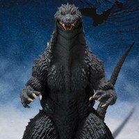 S.H.MonsterArts Godzilla Against Mechagodzilla Godzilla (2002)