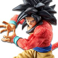 Dragon Ball GT x10 Kamehameha Figure: Super Saiyan 4 Goku