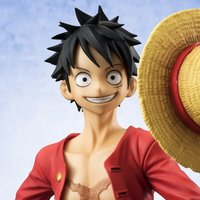 Portrait.of.Pirates Sailing Again One Piece Luffy Ver. 2 (Re-run)