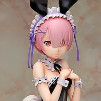 Re:Zero -Starting Life in Another World- Ram: Bunny Ver. 1/4 Scale Figure