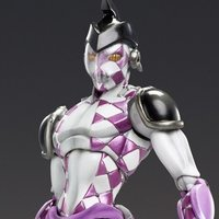 Super Action Statue: JoJo's Bizarre Adventure: Golden Wind Purple Haze (Re-run)